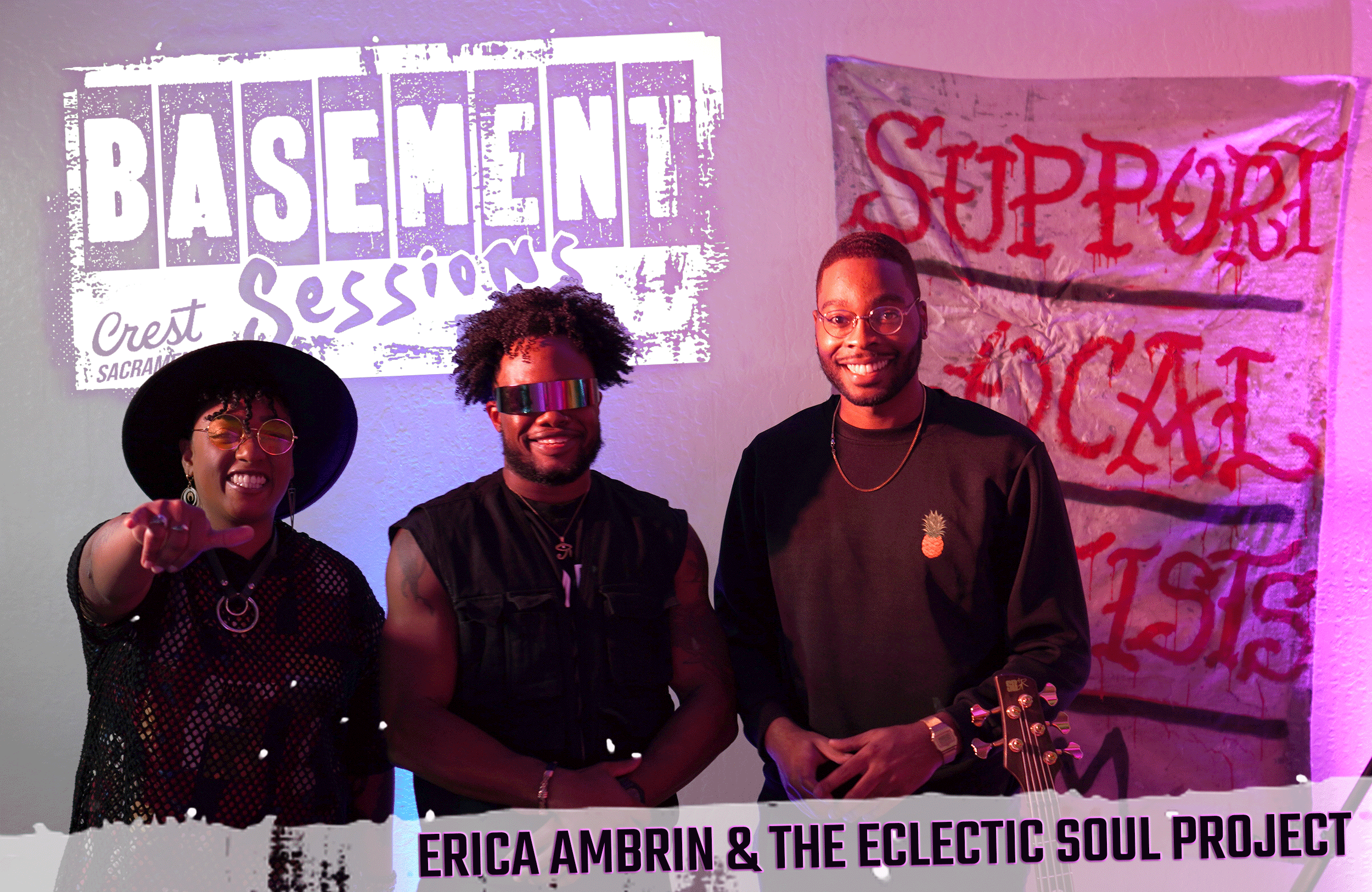 Erica Ambrin & The Eclectic Soul Project